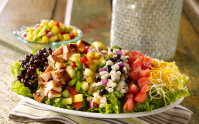 HOW TO MAKE A MEXICAN CHOPPED SALAD