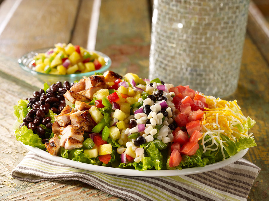 Chopped Salad Nutrition Calculator And Tetics