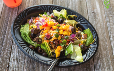 Clean Eating + Keto Friendly Options at Salsarita's