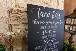 Here S Why You Need A Taco Bar At Your Wedding Salsarita S