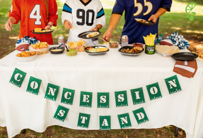 6 Tailgate Party Ideas You'll Want To Copy