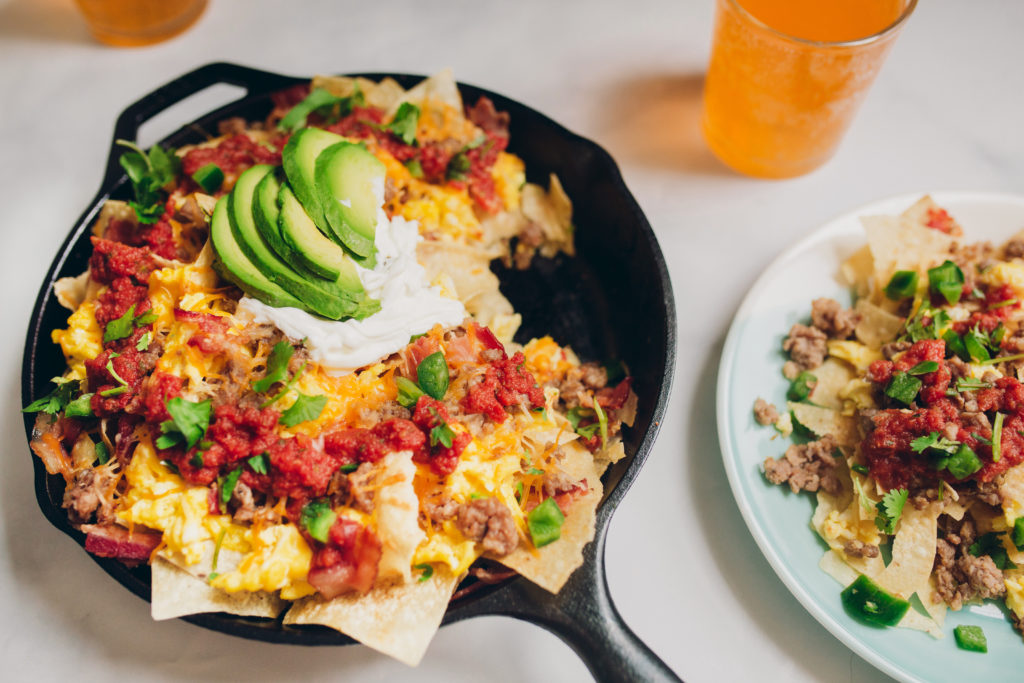 Skillet-Breakfast-Nachos-Recipe (3)