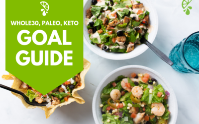 The Keto, Whole30 & Paleo Goal Guide