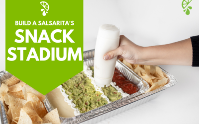 Recipe: Build A Snack Stadium for Football Themed Parties