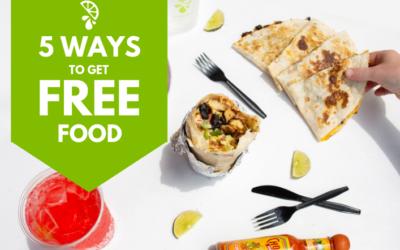 5 Ways To Get Free Food at Salsarita's