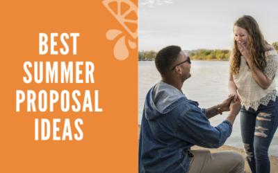 Best Summer Proposal Ideas