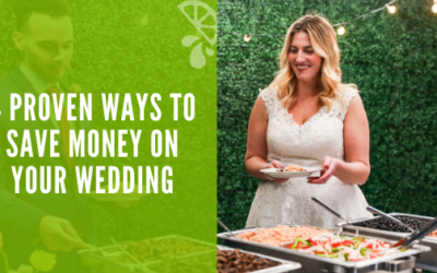 4 Proven Ways To Save Money On Your Wedding